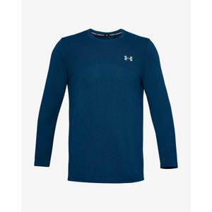 Under Armour Seamless Póló Kék