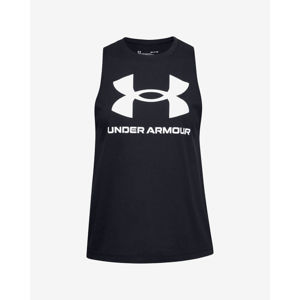 Under Armour Sportstyle Graphic Trikó Fekete