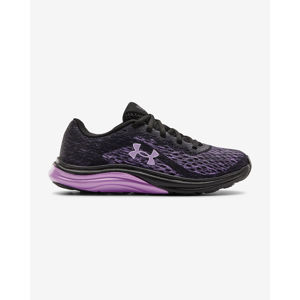 Under Armour Liquify Rebel Running Sportcipő Fekete Lila