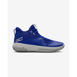 Under Armour SC 3ZERO IV Basketball Sportcipő Kék