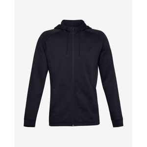 Under Armour Project Rock CC Fleece Melegítőfelső Fekete
