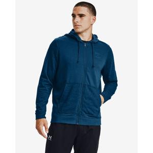 Under Armour Sportstyle Terry SI Full Zip Melegítőfelső Kék