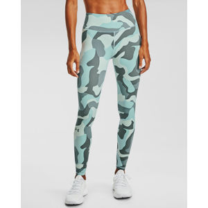 Under Armour Rush Camo Legings Kék