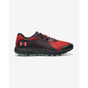 Under Armour Charged Bandit Trail GORE-TEX® Sportcipő Fekete Piros