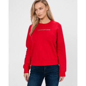 Calvin Klein Melegítő felső Piros
