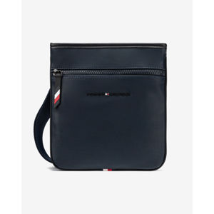Tommy Hilfiger Essential Pique Mini Crossbody táska Kék