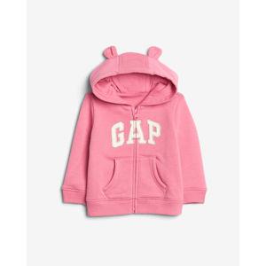GAP Gyerek melegítő felső Rózsaszín Bézs