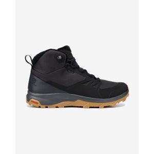 Salomon Outsnap Outdoor cipő Fekete