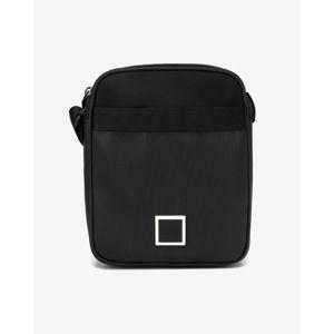 BOSS Pixel Crossbody táska Fekete