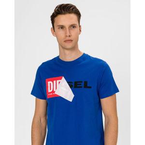 Diesel T-Diego Póló Kék