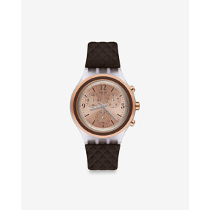 Swatch Elebrown Karóra Barna