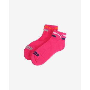Puma Gyerek zokni 2 pár Rózsaszín