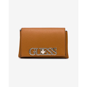 Guess Uptown Chic Mini Crossbody táska Barna