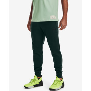 Under Armour Rock Charged Cotton® Fleece Melegítő nadrág Zöld