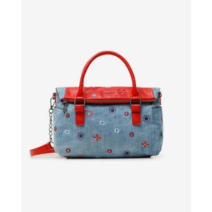 Desigual July Loverty Handbag Kék Piros