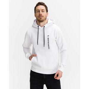 Calvin Klein Graphic Back Logo Melegítőfelső Fehér