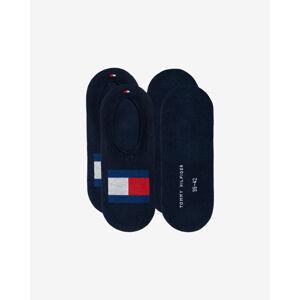 Tommy Hilfiger Zokni, 2 pár Kék