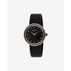 Liu Jo Luxury Round Karóra Fekete