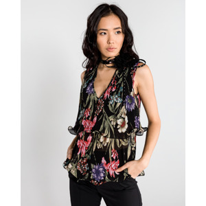 Guess Top Fekete