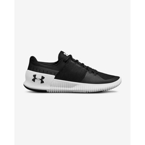 Under Armour Ultimate Speed NM Sportcipő Fekete Fehér