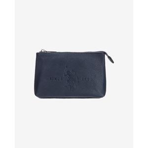 U.S. Polo Assn Kozmetikai táska Kék