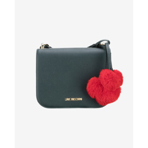 Love Moschino Crossbody táska Zöld