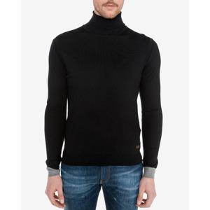 Trussardi Jeans Pulóver Fekete