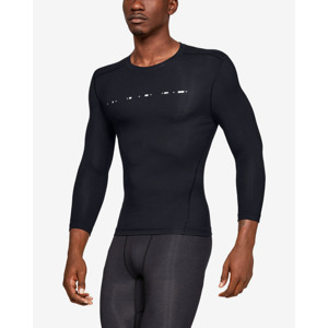 Under Armour Athlete Recovery Compression™ Póló Fekete