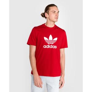 adidas Originals Trefoil Póló Piros