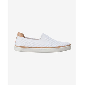 UGG Sammy Chevron Slip On Fehér