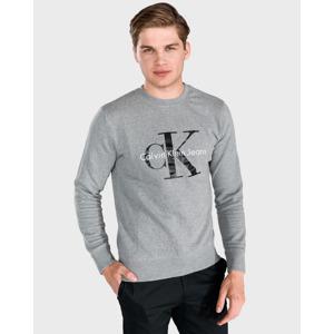 Calvin Klein Melegítő felső Szürke