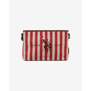 U.S. Polo Assn Maryland Crossbody táska Piros