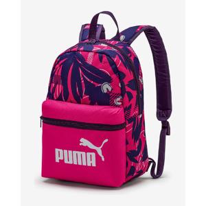 Puma Phase Small Gyerek hátizsák Rózsaszín Lila