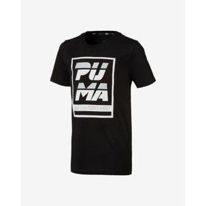 Puma Alpha Gyerek póló Fekete