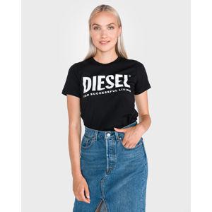 Diesel T-Sily-Wx Póló Fekete