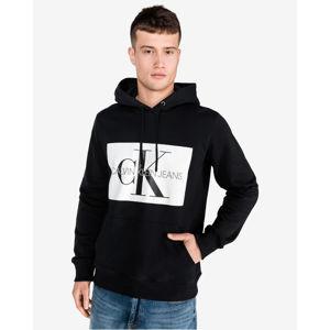 Calvin Klein Melegítő felső Fekete