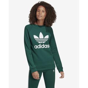 adidas Originals Trefoil Melegítő felső Zöld