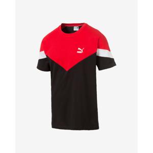 Puma Iconic MCS Póló Fekete Piros