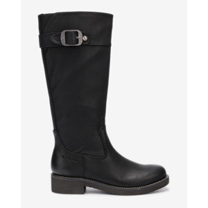 U.S. Polo Assn Salford Boots Fekete