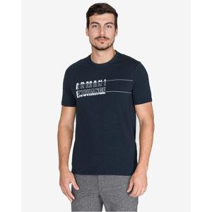 Armani Exchange Póló Kék