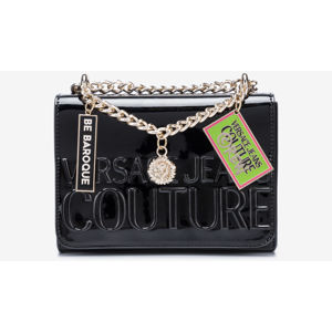 Versace Jeans Couture Crossbody táska Fekete