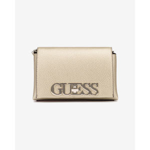 Guess Uptown Chic Mini Crossbody táska Arany