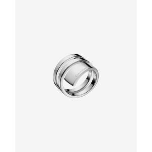 Calvin Klein Beyond Gyűrű Ezüst