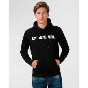 Diesel S-Agnes Melegítőfelső Fekete