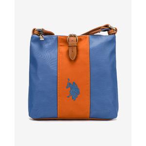 U.S. Polo Assn Patterson Crossbody táska Kék