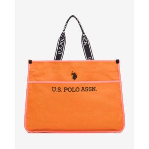 U.S. Polo Assn Halifax Táska Narancssárga