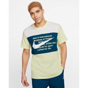Nike Póló Sárga