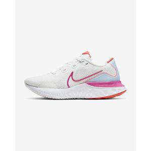 Nike Renew Run Sportcipő Rózsaszín Fehér
