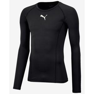 Puma Liga Baselayer Póló Fekete Többszínű