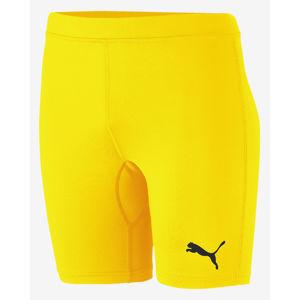 Puma Liga Baselayer Legings Sárga Többszínű